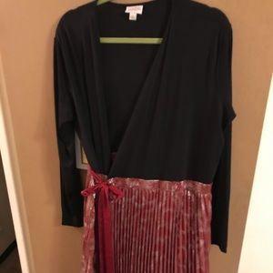Lularoe Elegant Deanne Dress